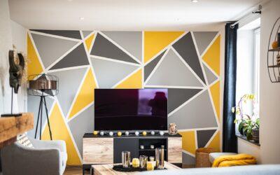 Comment utiliser la peinture murale pour réussir sa décoration intérieure à Vittel ?