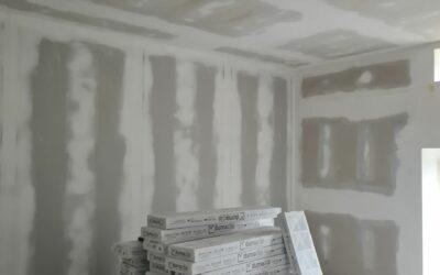 Faites appel à une entreprise de plâtrerie à Neufchâteau pour tous vos travaux d'aménagement intérieur !